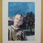 Boy - 40x30 (inc frame) - Oil/Canvas